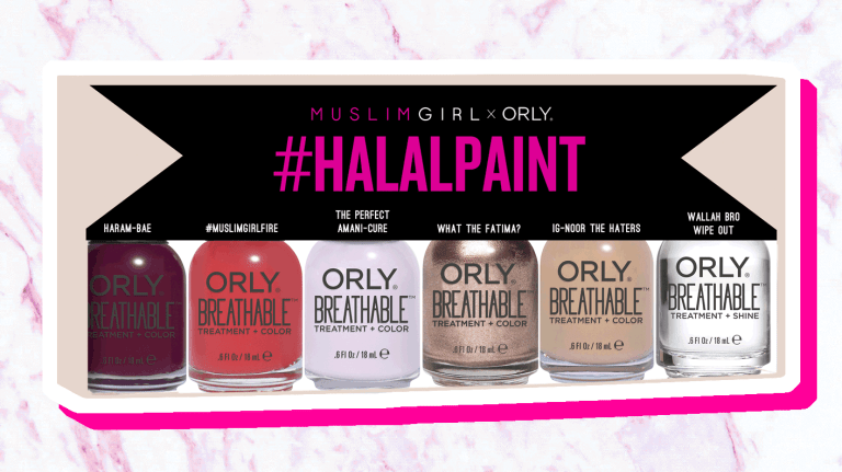 HALALPAINT a great example of marketing to Muslims