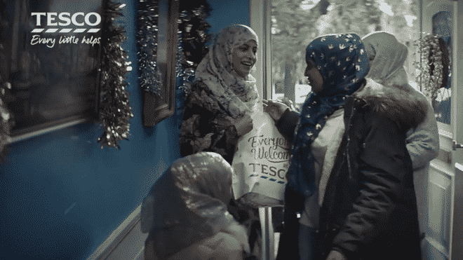 How not to advertise to Muslims - Tesco