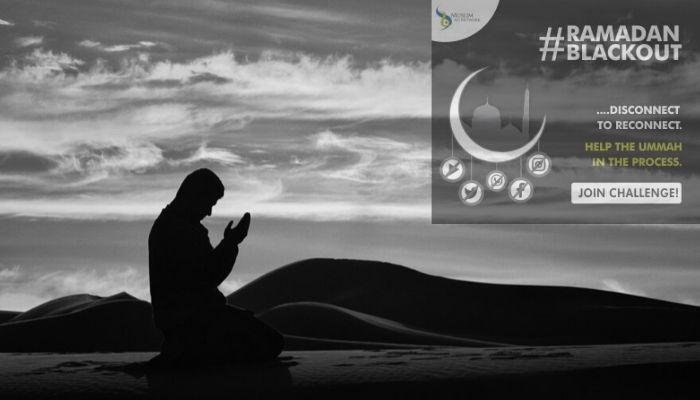 Ramadan Blackout Challenge